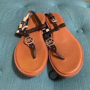 Michael Kors sandal black 8
